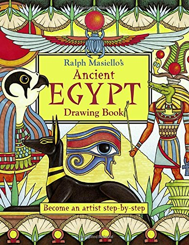 9781570915338: Ralph Masiello's Ancient Egypt Drawing Book (Ralph Masiello's Drawing Books)
