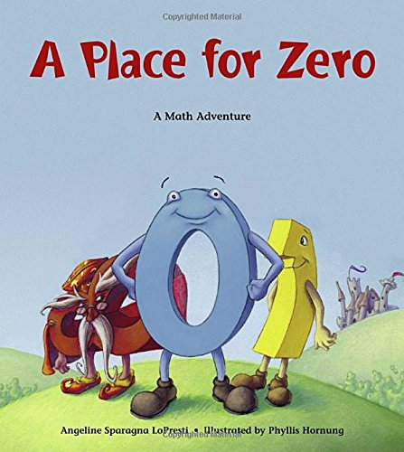 9781570916021: A Place for Zero: A Math Adventure