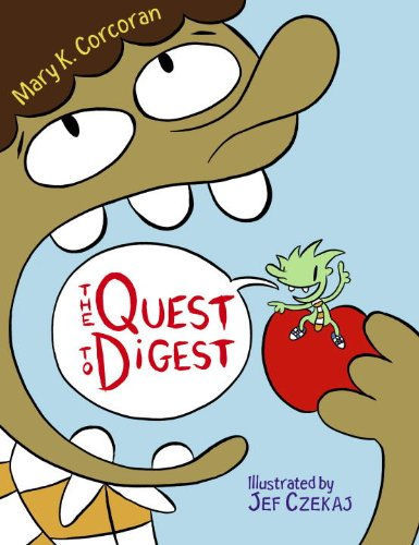 The Quest to Digest: Mary Corcoran