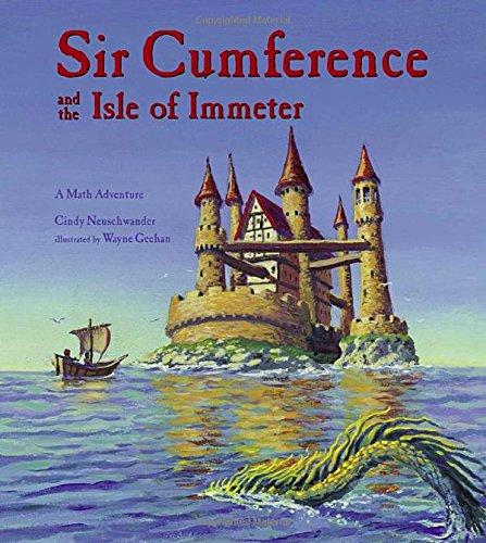 9781570916809: Sir Cumference and the Isle of Immeter (Math Adventures)