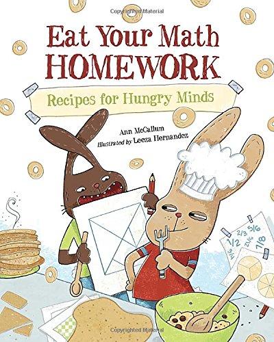 9781570917790: Eat Your Math Homework (Eat Your...homework)