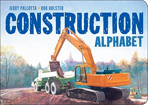 9781570917998: Construction Alphabet