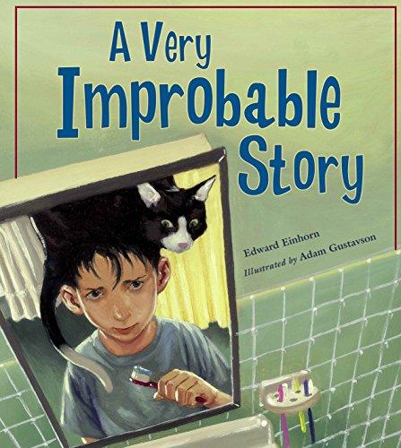 9781570918728: A Very Improbable Story (Charlesbridge Math Adventures)