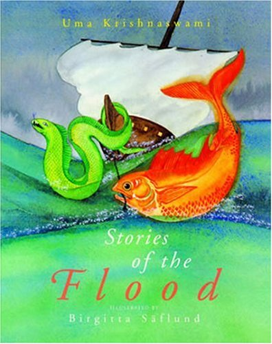 Stories of the Flood: Krishnaswami, Uma
