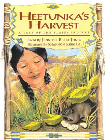 9781570982354: Heetunka's Harvest: A Tale of the Plains Indians