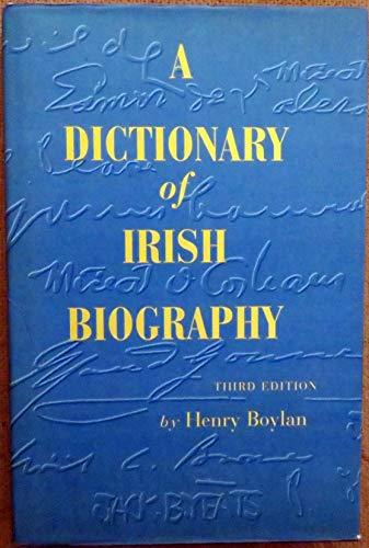 9781570982361: A Dictionary of Irish Biography