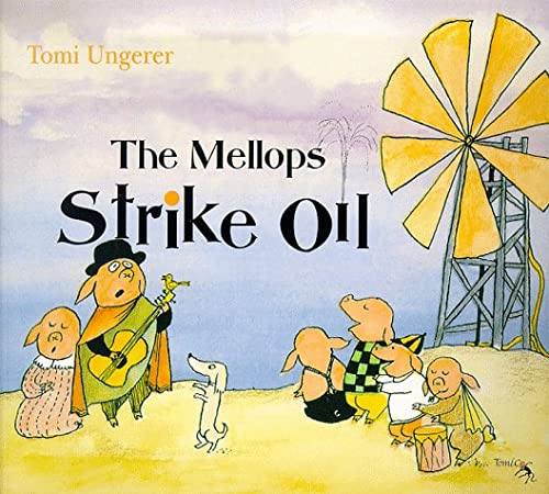 9781570982842: The Mellops Strike Oil