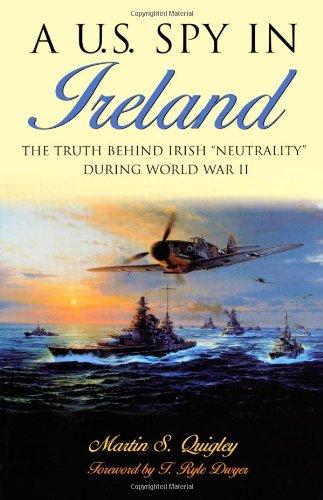 9781570984105: A U.S. Spy in Ireland