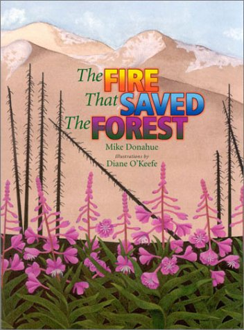 9781570984211: The Fire that Saved the Forest
