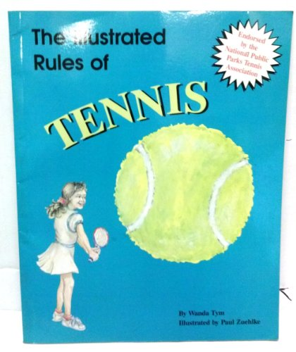 9781571020161: The Illustrated Rules of Tennis