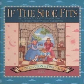 9781571021335: If the Shoe Fits (Osmond, Alan. Twice Upon a Time.)