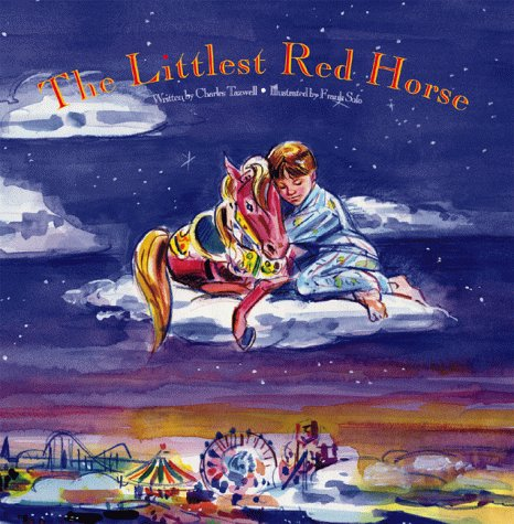 9781571021571: The Littlest Red Horse