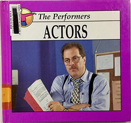 9781571030634: Actors (The Performers)