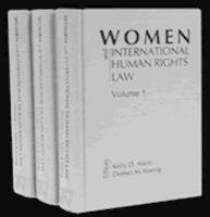 Women and International Human Rights Law: Volume 1-3 (Hardback): Kelly Dawn Askin, Dorean Koenig