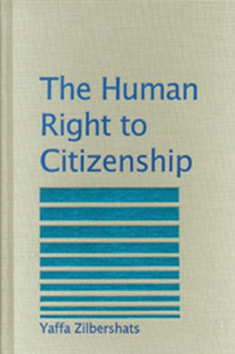 9781571051974: The Human Right to Citizenship