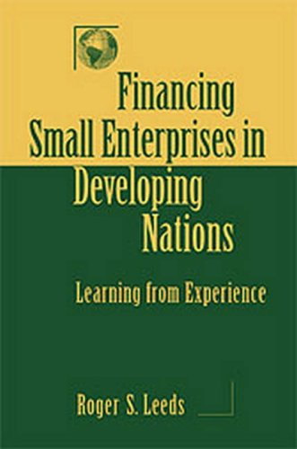 9781571052988: Financing Small Enterprises in Developing Countries: Learning from Experience