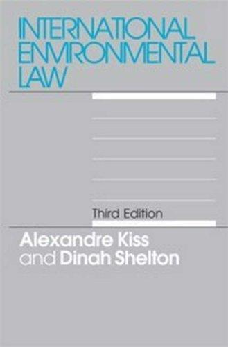 9781571053091: International Environmental Law