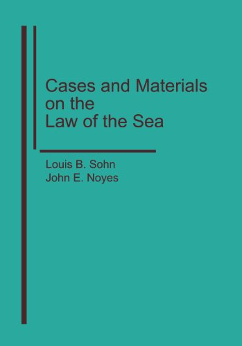 9781571053176: Cases and Materials on the Law of the Sea