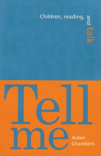 9781571100306: Tell Me: Children, Reading, and Talk