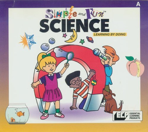 9781571101716: Simple and fun Science Book A (Learning by Doing, Grade K-1)