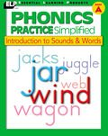 9781571102058: Phonics Practice Simplified: Introduction to Sounds & Words (Phonics Practice Simplified)