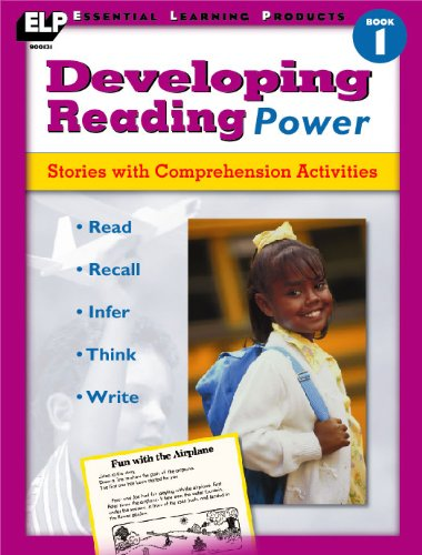 9781571102119: Developing Reading Power: Stories with Comprehension Activities (Developing Reading Power, Book 1 - Grade 1)