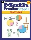 Math Practice Simplified: Fractions: Sofge, Ann Cassill