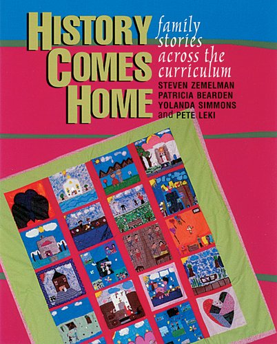 History Comes Home: Family Stories Across the Curriculum
