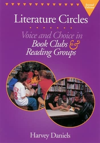 9781571103338: Literature Circles, Second Edition: Voice and Choice in Book Clubs & Reading Groups