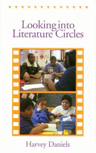 9781571103369: Looking into Literature Circles (VHS)