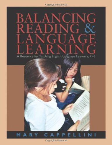 9781571103673: Balancing Reading and Language Learning: A Resource for Teaching English Language Learners, K-5