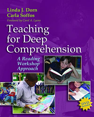 9781571104038: Teaching for Deep Comprehension: A Reading Workshop Approach