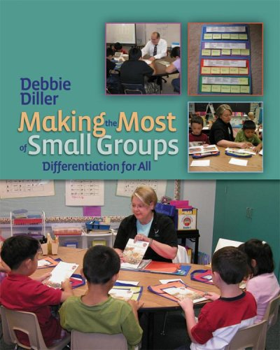 Stepping Up with Literacy Stations: Design and Instruction in Grades 3-6: Debbie Diller