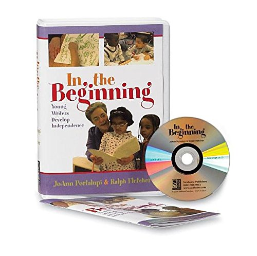 In the Beginning (DVD): Ralph Fletcher, JoAnn Portalupi