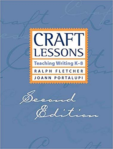 9781571107060: Craft Lessons Second Edition: Teaching Writing K-8