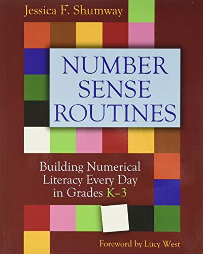 9781571107909: Number Sense Routines: Building Numerical Literacy Every Day in Grades K-3