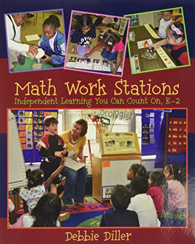 9781571107930: Math Work Stations: Independent Learning You Can Count On, K-2
