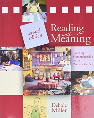 9781571109552: Reading with Meaning, 2nd edition: Teaching Comprehension in the Primary Grades