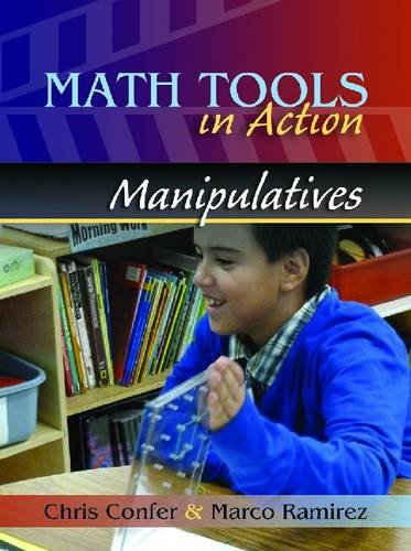 9781571109705: Math Tools in Action: Manipulatives