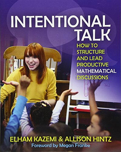 9781571109767: Intentional Talk: How to Structure and Lead Productive Mathematical Discussions