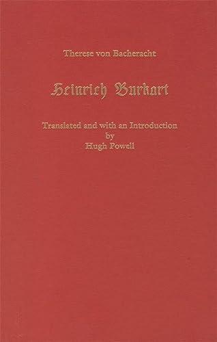 Heinrich Burkart.: von Bacheracht, Therese