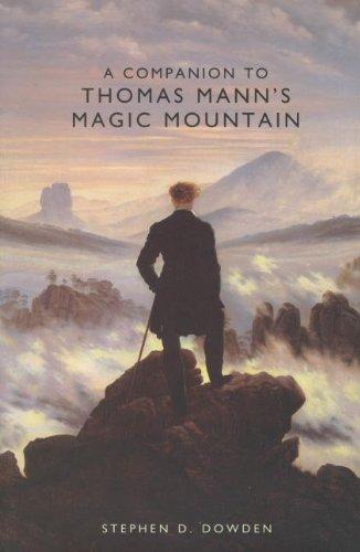 9781571131508: A Companion to Thomas Mann's Magic Mountain (Studies in German Literature Linguistics and Culture)