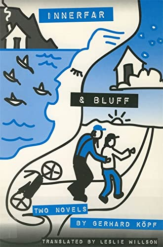 9781571131829: Innerfar and Bluff, or The Southern Cross: Two Novels by Gerhard Koepf (Studies in German Literature Linguistics and Culture)