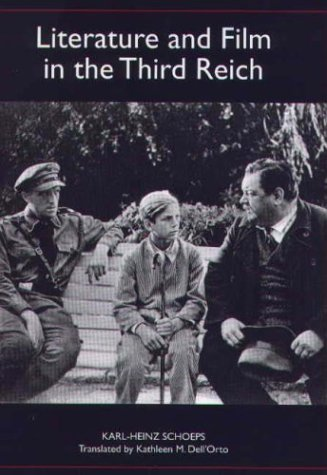 9781571132529: Literature and Film in the Third Reich (Studies in German Literature Linguistics and Culture)