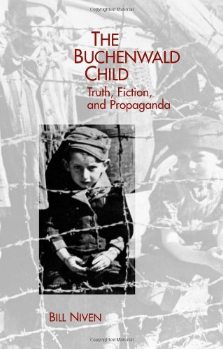 9781571133397: The Buchenwald Child: Truth, Fiction, and Propaganda (Studies in German Literature Linguistics and Culture)