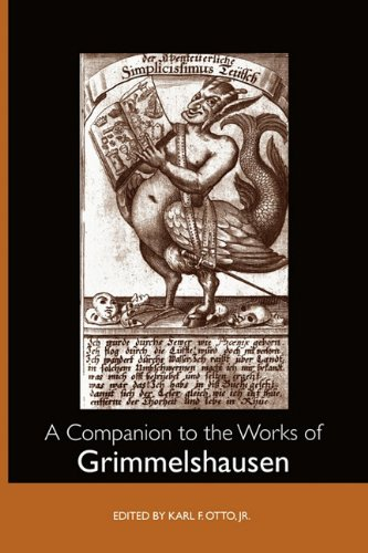 9781571134479: A Companion to the Works of Grimmelshausen (Studies in German Literature Linguistics and Culture)