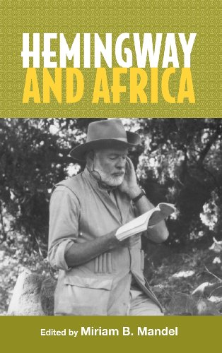 9781571134837: Hemingway and Africa (0) (Studies in American Literature and Culture)