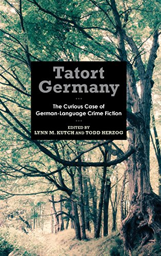 9781571135711: Tatort Germany: The Curious Case of German-Language Crime Fiction (Studies in German Literature Linguistics and Culture)