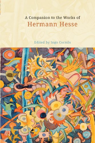 9781571135810: A Companion to the Works of Hermann Hesse (Studies in German Literature Linguistics and Culture)