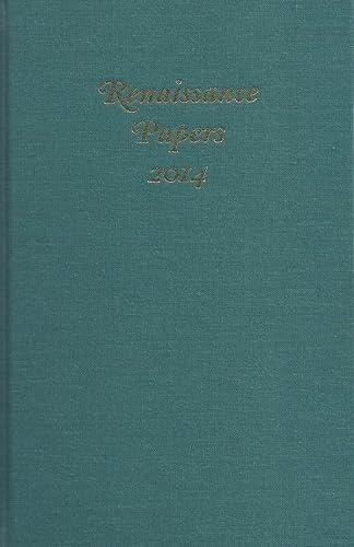9781571139283: Renaissance Papers 2014